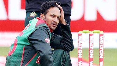 Shakib banned for two years