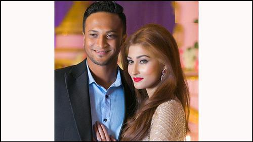 Shakib will come back stronger, wife boasts in Facebook
