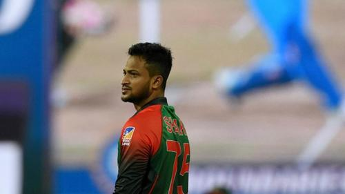 Banned Shakib in the international media