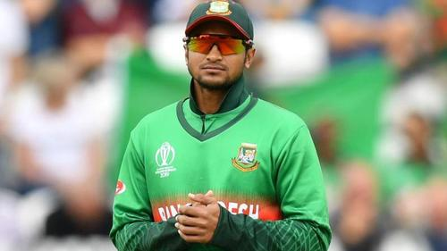 Shakib's contract with BCB also going to be cancelled