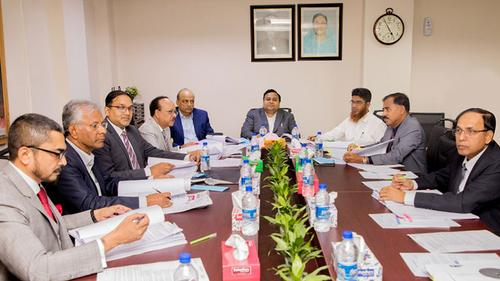 Board Meeting of Padma Bank held