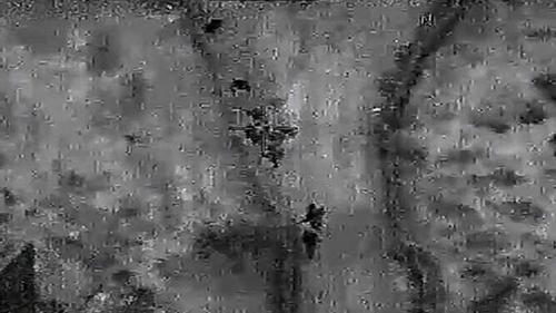 বাগদাদির আস্তানায় হামলার ছবি ও ভিডিও প্রকাশ