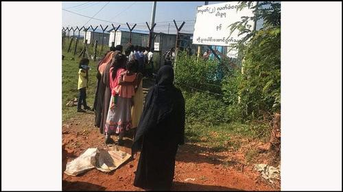46 Rohingyas return home, claims Myanmar