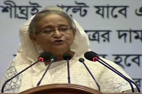 Prime Minister stresses on environment conservation