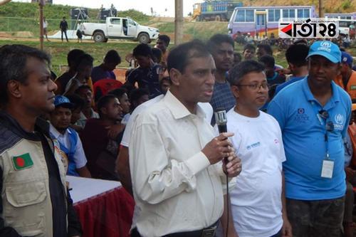রোহিঙ্গা মহাসমাবেশ: প্রত্যাবাসন কমিশনার প্রত্যাহার