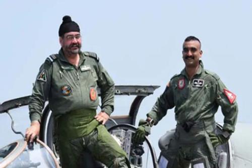 'আমরা দু'জনই পাকিস্তানের বিরুদ্ধে লড়েছি'