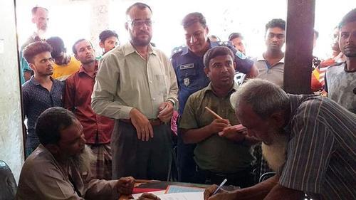 গোপালগঞ্জে অনিয়মের দায়ে ৪ প্রতিষ্ঠানকে জরিমানা