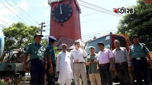 Miller stresses on International pressure on Myanmar in Rohingya issue