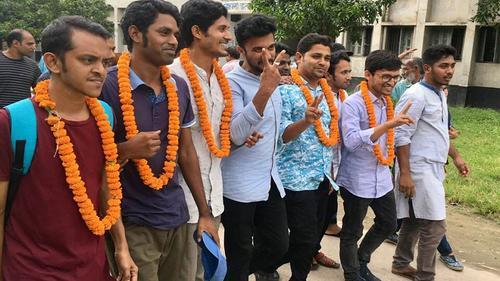 রাবি শিক্ষার্থীদের আন্দোলনে হামলা: আসামিদের খালাস