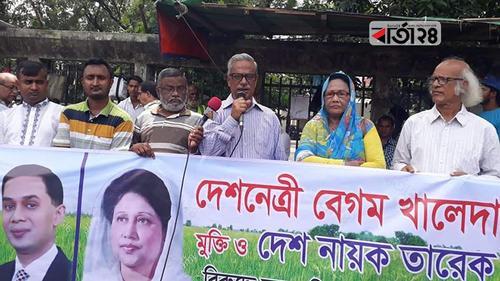 'বিএনপি নেতাকর্মীরা সরকারকে একটা মেসেজ দিয়েছেন'