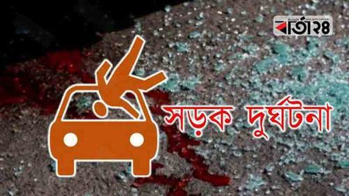 বনানীতে সড়ক দুর্ঘটনায় পথচারী নারী নিহত