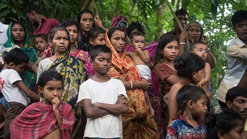শুধু হিন্দুদের ফেরত নিতে জাতিসংঘের শরণাপন্ন মিয়ানমার