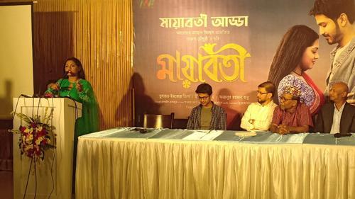 যৌনপল্লী থেকে নারী মুক্তির গল্প শোনাবেন মায়াবতী'র তিশা