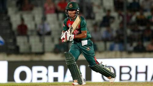 Afif's brilliant knock helpsBangladeshto win first tri-series match