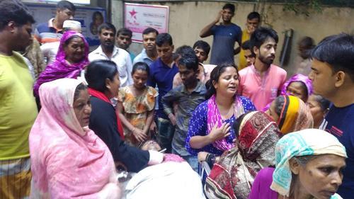সাভার পৌর আওয়ামী লীগ নেতাকে গুলি করে হত্যা