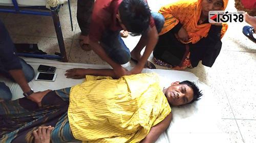 লালমনিরহাটে বজ্রপাতে নারীসহ ৭ শ্রমিক আহত