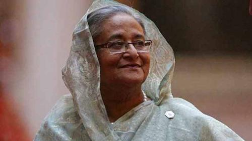 Sheikh Hasina called upon police to earn the confidence of people