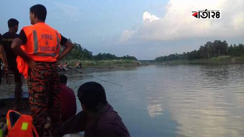 টাঙ্গাইলে নৌকাডুবিতে কলেজ ছাত্রী নিখোঁজ