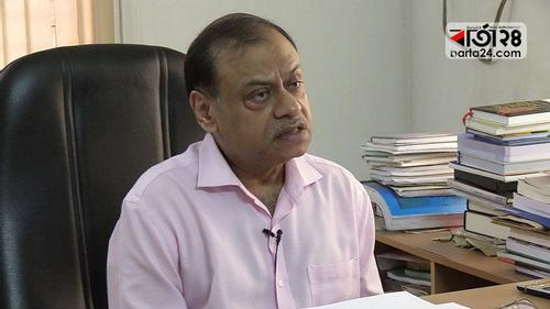 Rohingyas are the burden of the world: Abul Hassan Chowdhury