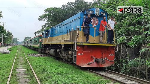 ময়মনসিংহে লাইনচ্যুত বগি উদ্ধার, রেল যোগাযোগ স্বাভাবিক