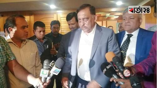 No corrupt will be tolerated: Home Minister