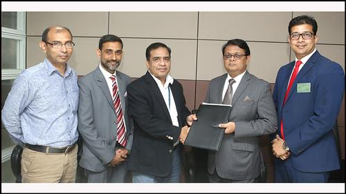 The Premier Bank Limited inks a deal with Bangladesh Bank