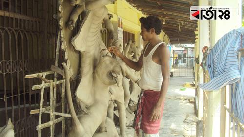 গাইবান্ধায় ৬২১ মণ্ডপে উদযাপিত হবে দুর্গোৎসব