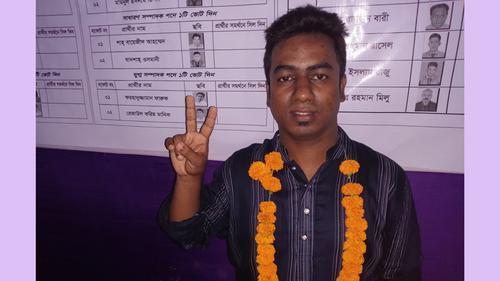 রংপুর রিপোর্টার্স ক্লাবে ভোটে জিতলেন বার্তার ফারুক