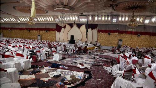 আফগানিস্তানে বিয়ের অনুষ্ঠানে সেনা অভিযানে ৩৫ জন নিহত