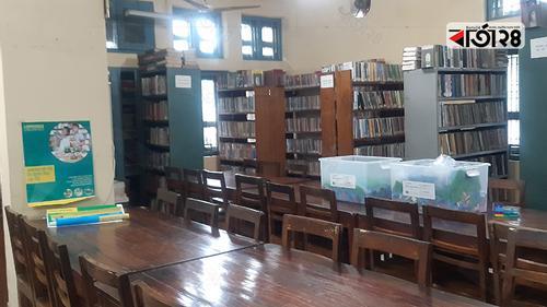 পাঠক শূন্যতায় পঞ্চগড় জেলা সরকারি গ্রন্থাগার