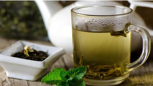 Go green with Green Tea