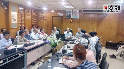 'কাঁচা চামড়া সংরক্ষণে জেলায় জেলায় হবে গোডাউন'