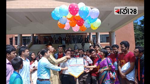 শাবিপ্রবিতে দু'দিনব্যাপী 'মেকনোভেশন' শুরু