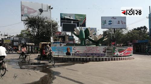 রংপুরে বিকেল পাঁচটার পর বন্ধ থাকবে দোকানপাট