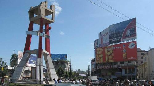 Naryanganj has been put under indefinite lockdown