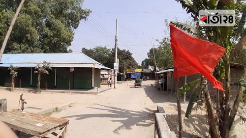 ঠাকুরগাঁওয়ে ৬টি গ্রাম লকডাউন করল এলাকাবাসী
