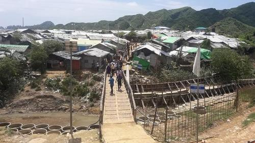 Attempts of further Rohingya infiltration in Cox's Bazaar