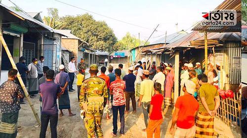 লালমনিরহাটে দাম বেশি রাখাসহ নানা অপরাধে ১২৫ জনের জরিমানা