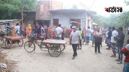 গাংনীতে দুর্বৃত্তদের হামলায় গৃহবধূ নিহত, আহত স্বামী