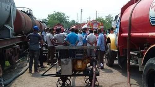রাজশাহীতে রেলের তেল চুরির ঘটনায় তদন্ত কমিটি গঠন