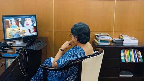 'প্রতিকূলতা কাটিয়ে ভারত-বাংলাদেশ বাণিজ্য আরও শক্তিশালী হবে'