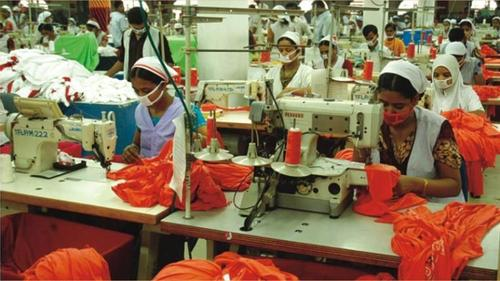 Export oriented garment factories to open from Sunday