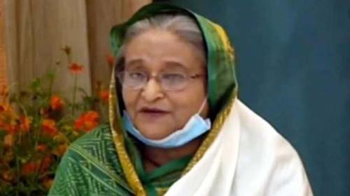 নাটোর করোনামুক্ত, আমি খুশি: শেখ হাসিনা