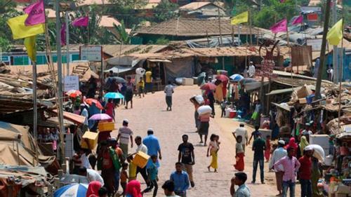 করোনা রোধে রোহিঙ্গা ক্যাম্পে ডিজিটাল ভেহিক্যাল ট্র্যাকিং পদ্ধতি