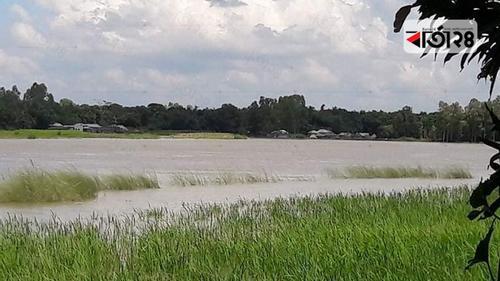 আরিচায় যমুনা নদীর পানি স্থিতিশীল, বিপাকে লাখো মানুষ