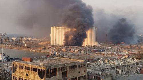 Beirut explosion on Tuesday kills 78, injures thousands