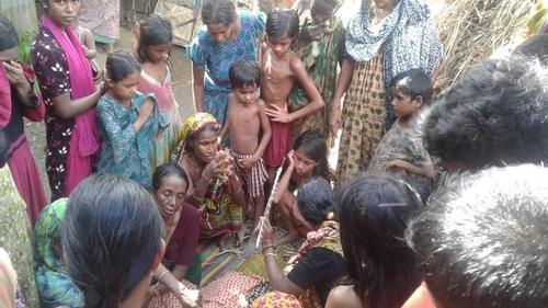 মুরাদপুর হাওরে নৌকাডুবি: পানিতে ভেসে উঠল বাবা-ছেলের মরদেহ