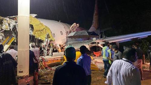 Air India Express plane crash kills 17 so far