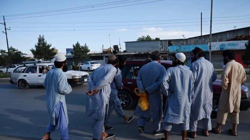 তালেবান বন্দিদের মুক্তির ডিক্রিতে আফগান প্রেসিডেন্টের সই