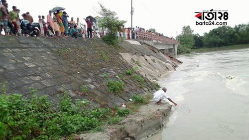 Erosion of Teesta increases with the change of course